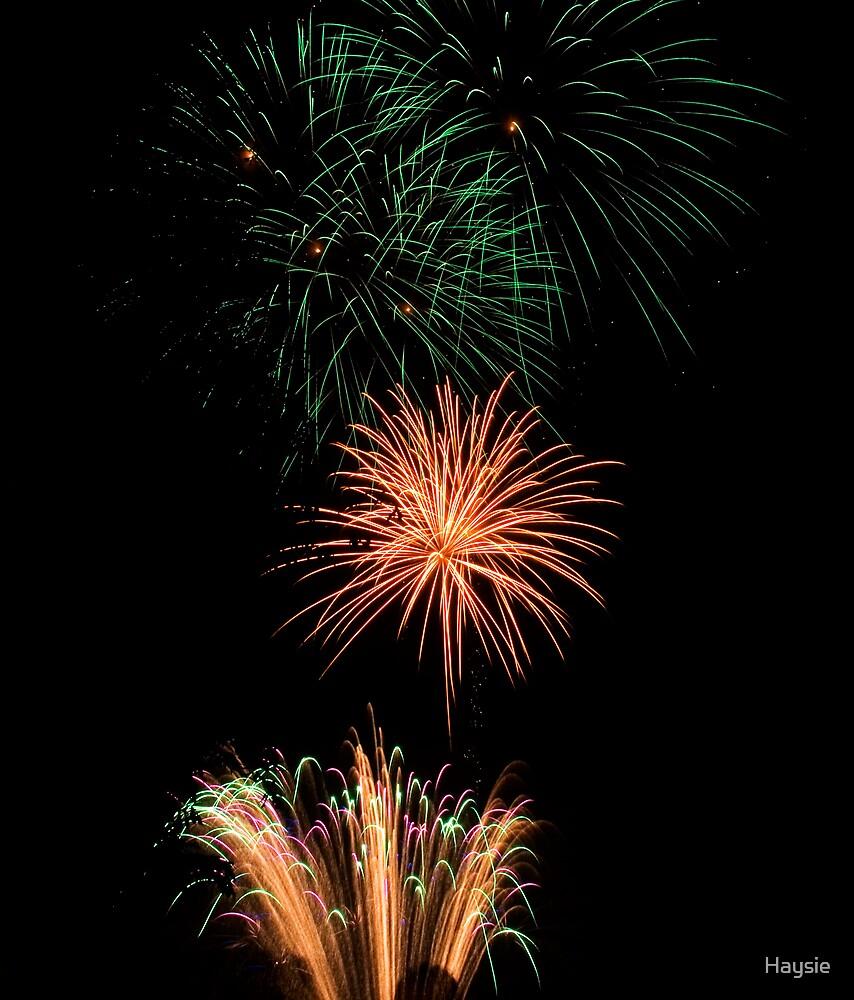 Fireworks by Haysie