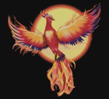 Phoenix Rising by SpiceTree