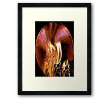 Inner Mind ear - Vincent Framed Print