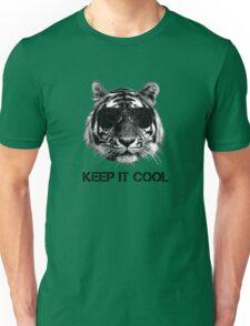Keep it cool tiger Unisex T-Shirt