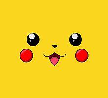 Pikachu by Aloyssia