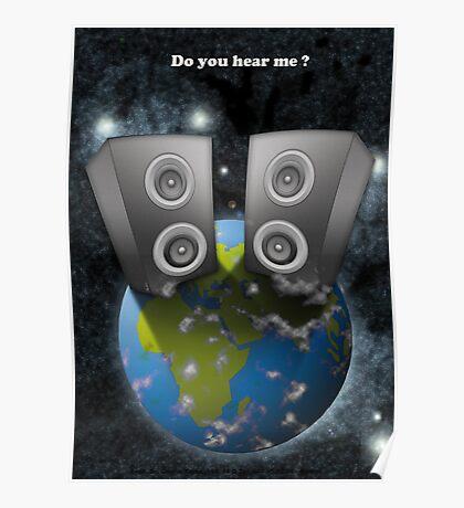 DO YOU HEAR ME? Poster