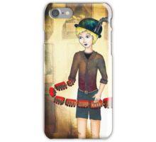 Boyhood Train iPhone Case/Skin
