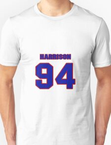 National football player Damon Harrison jersey 94 T-Shirt