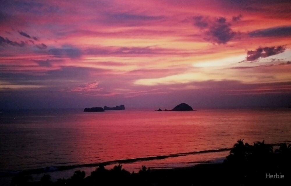 Ixtapa Sunset by Herbie