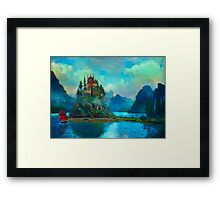 Journey's End Framed Print