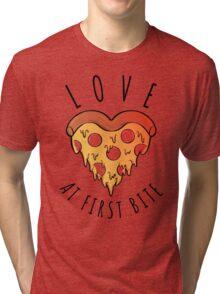 Love At First Bite Tri-blend T-Shirt