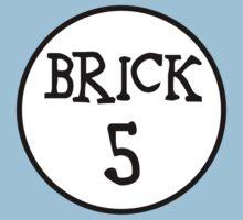 BRICK 5  Kids Tee