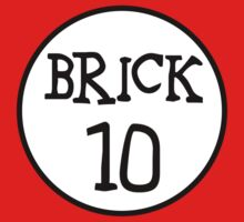BRICK 10  by Customize My Minifig