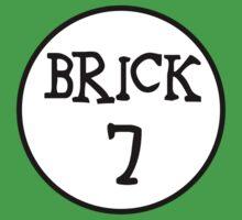 BRICK 7  Kids Tee