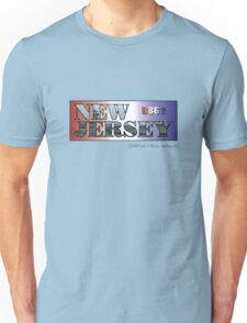 New Jersey - BB62 Unisex T-Shirt