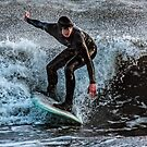 Winter Surfer by SWEEPER