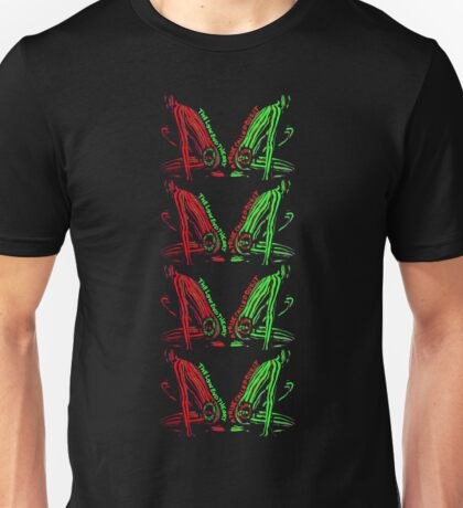 TRIBE CALLED QUEST LOW AND THEORY  Unisex T-Shirt
