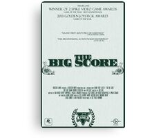 The Big Score - GTA V Canvas Print