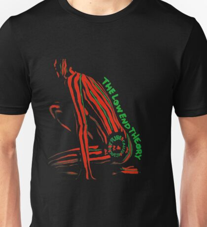 Tribe called quest - The Low end Theory  Unisex T-Shirt