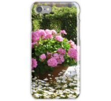 A Pot Of Pink Perfection..........................Mallorca iPhone Case/Skin