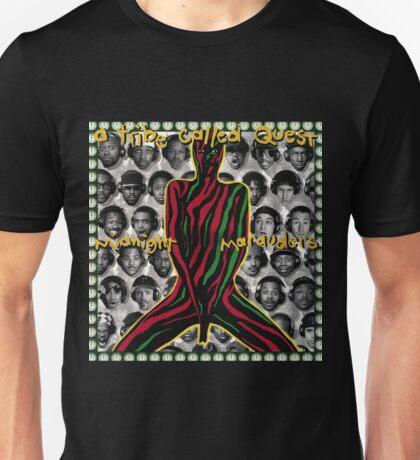 Tribe Called Quest - Midnight Murauders Unisex T-Shirt