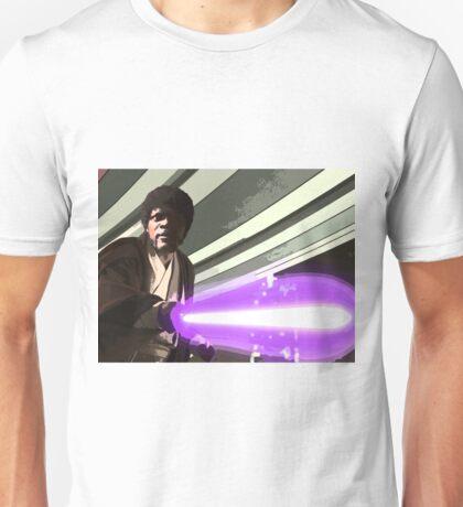Jedi Master Jules Mace Windu  Unisex T-Shirt