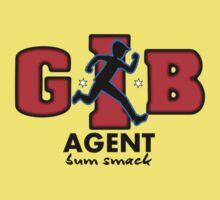 Zac Power - Agent Bum Smack Kids Clothes