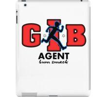 Zac Power - Agent Bum Smack iPad Case/Skin