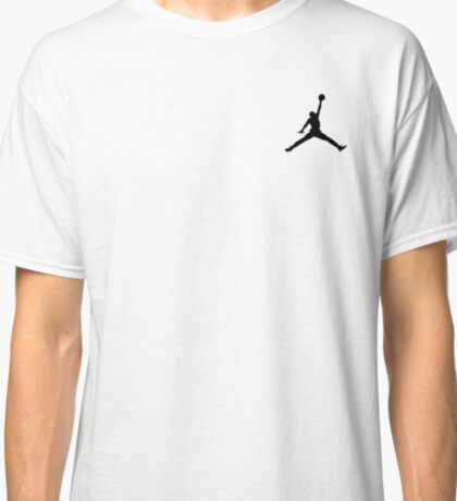 jordan logo t-shirt Classic T-Shirt