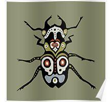 Totem Beetle Poster
