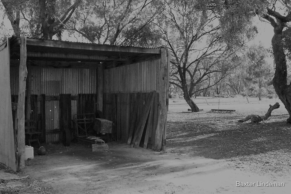 Old school by Baxter Lindeman