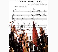 Do You Hear the People Sing - Les Miserables T-Shirt
