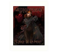 Le Phantasme -- L'Ange de la Mort Art Print