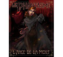 Le Phantasme -- L'Ange de la Mort Photographic Print