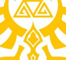 Triskele Triforce - Crest of Hyrule - Legend of Zelda Sticker