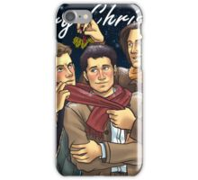 A Team Free Will Christmas iPhone Case/Skin