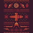 Shiny Sweater 2.0 by victorsbeard