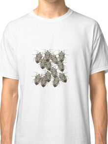 Stink Bugs Galore..Beautifully Bedazzled Bugs Classic T-Shirt