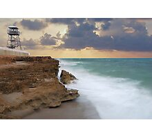 Refuge Point Lookout Photographic Print