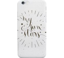 Game of Thrones . My Sun and Stars iPhone Case/Skin