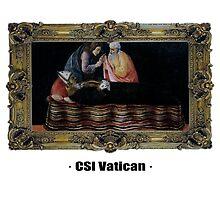 CSI Vatican by ayay