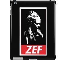 Zef iPad Case/Skin