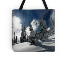 Marshmallow Morning Tote Bag