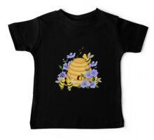 Bee Dance Baby Tee