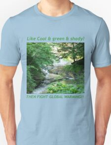 Cool, Green & Shady T-Shirt