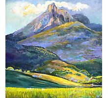 Mt.Warning in Springtime Photographic Print