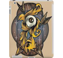 Filigree Eye  iPad Case/Skin