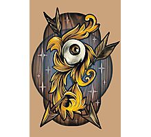 Filigree Eye  Photographic Print