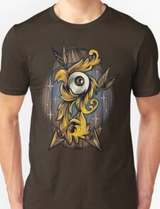 Filigree Eye  T-Shirt