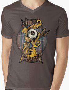 Filigree Eye  Mens V-Neck T-Shirt