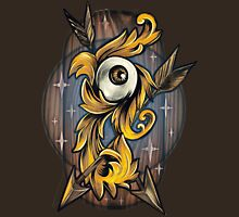 Filigree Eye  Unisex T-Shirt