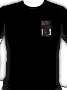 Box Office Black T-Shirt