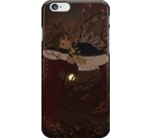 Lost & lonely child iPhone Case/Skin