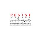 RESIST (peptide) by agroff